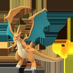 Mega Charizard Y Pokemon GO