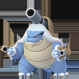 Mega Turtok Pokémon GO