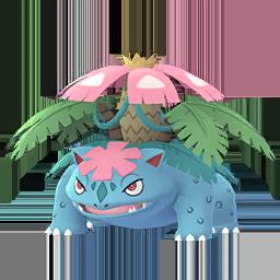 Mega Bisaflor Pokémon GO