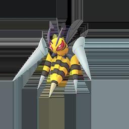 Mega Bibor Pokemon GO