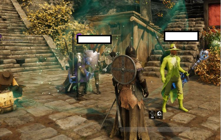 Captura de pantalla del Nuevo Mundo