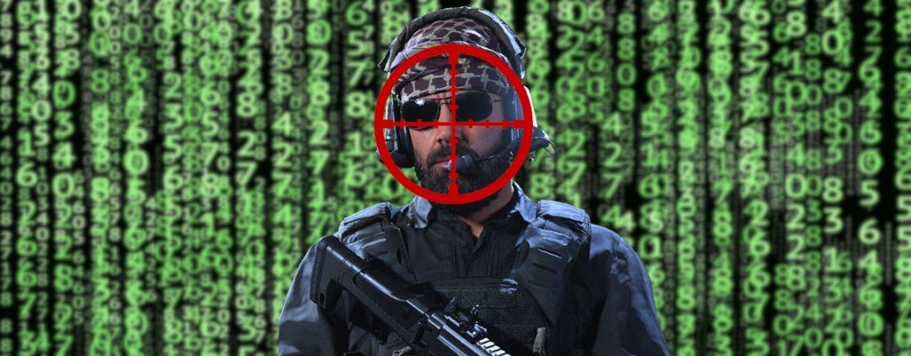 Título de Hacker de CoD Warzone