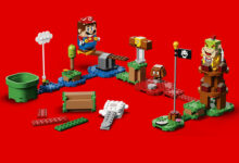 Adventure with Mario - Lego Starter Set ahora disponible en MediaMarkt