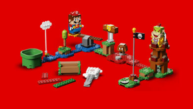 Photo of Adventure with Mario – Lego Starter Set ahora disponible en MediaMarkt