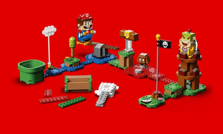Adventure with Mario - Lego Starter Set ahora disponible en MediaMarkt