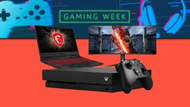 Amazon Gaming Week: Xbox One X más barato que nunca