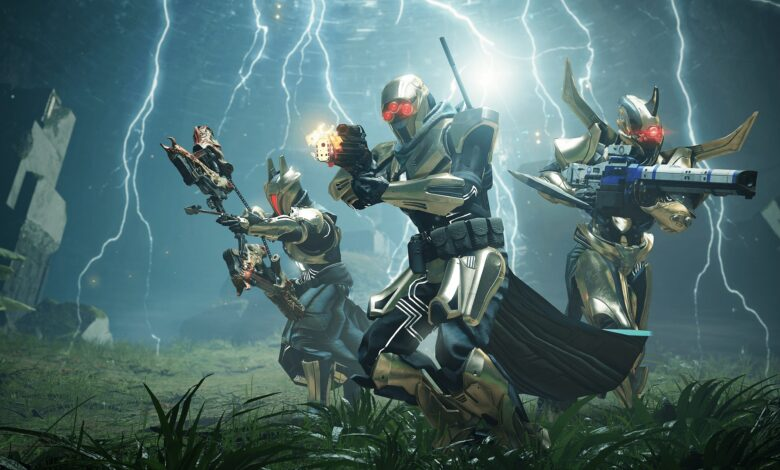 Bungie, finalmente haz de estas 5 armas exóticas de Destiny 2 una obra maestra