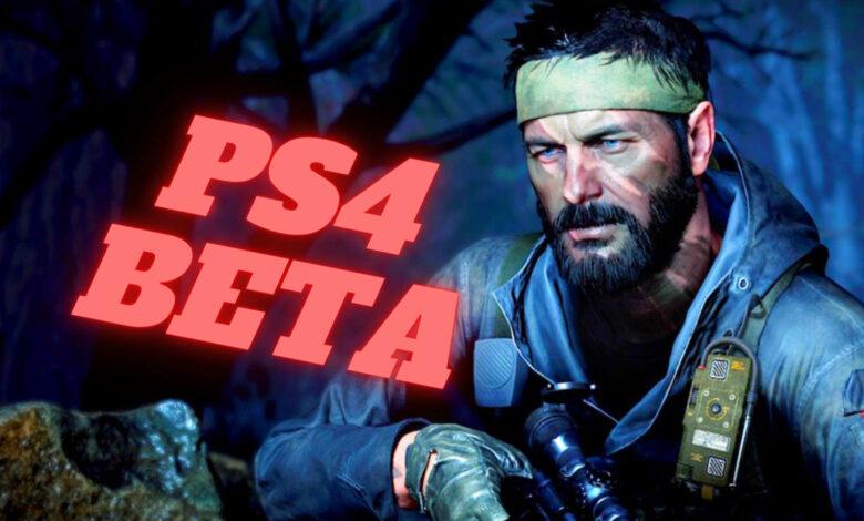 CoD Black Ops Cold War: Modern Warfare filtra la fecha beta para PS4 en el juego