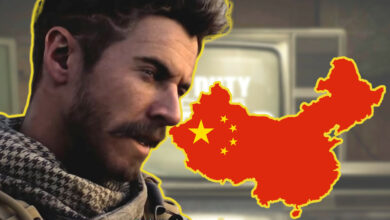 CoD Cold War: Nuevo tráiler desaparece porque China no quiere ver una foto
