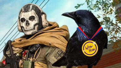 CoD MW y Warzone: un pájaro asesino es la estrella secreta de la temporada 5