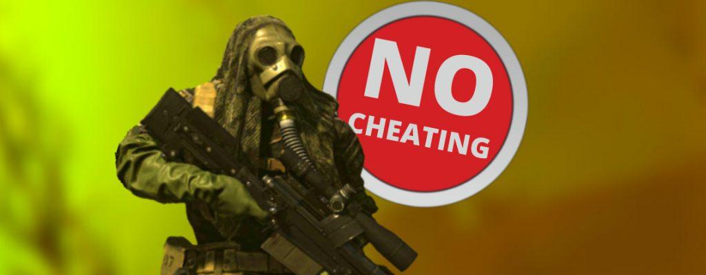 bacalao guerra moderna zona de guerra actualización tramposo informe botón título