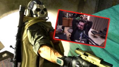 CoD Warzone: el streamer de Twitch Shroud encuentra a sus oponentes fuertes y luego lo ve haciendo trampa