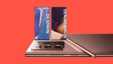 Compra el Samsung Galaxy Note20 y obtén un regalo gratis