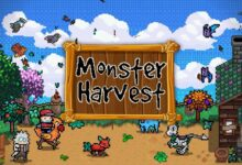 Photo of Crece y lucha contra criaturas en un juego similar a Stardew Valley Monster Harvest