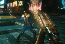 Photo of Cyberpunk 2077's Night City Wire Ep. 2 focos de armas y artilugios de combate