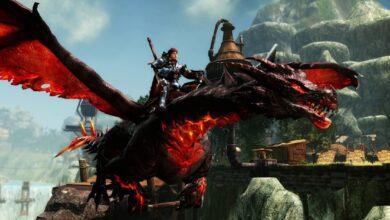 Dead MMORPG Dragon's Prophet quería volver a Steam - mantente muerto ahora