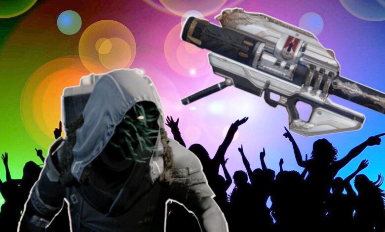 Destiny 2 celebra el Día G, un día que todos recuerdan un arma quirúrgica