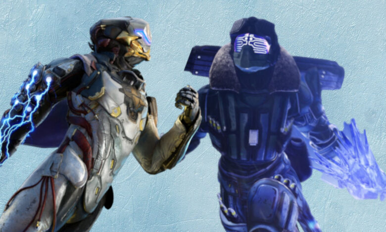 Destiny 2: si el nuevo súper helado te recuerda a Anthem, hay una razón