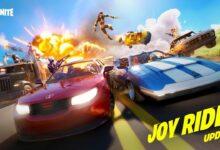 Photo of El avance de actualización de Fortnite Joy Ride es puro caos; Exhibiciones épicas Todos los autos nuevos