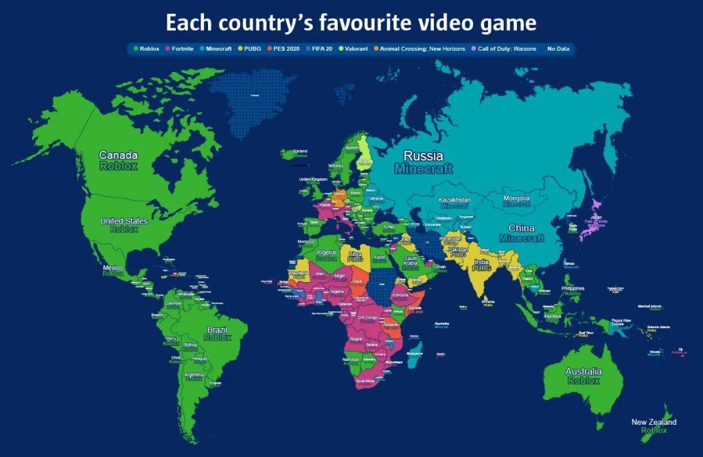 Juegos más populares Corona world