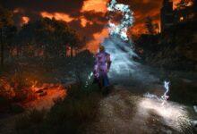 Photo of El mod de hechizos mágicos de Witcher 3 es nuevo y mejorado, convierte a Geralt en un brujo rudo