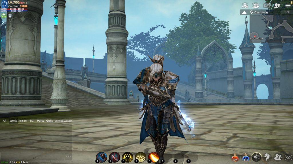 Rebirth Online Captura de pantalla de Steam