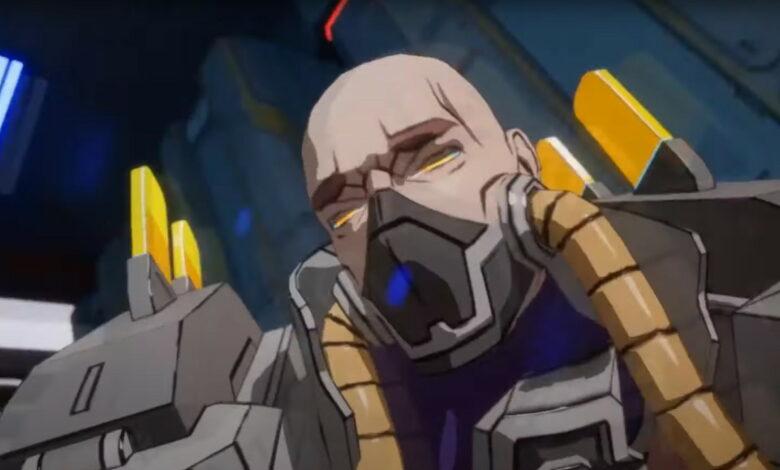 El nuevo MMORPG post-apocalíptico parece un desastre como anime