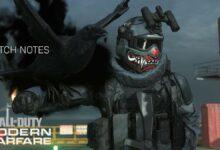 Photo of El nuevo parche Modern Warfare & Warzone incluye Famas Shotgun Fix y Bruen Nerf