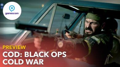 El nuevo tráiler de la historia de CoD Black Ops Cold War muestra al villano que pronto estarás cazando