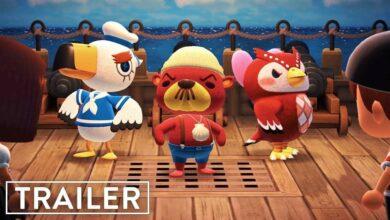 Photo of El tráiler de la película Animal Crossing hecho por fans tiene vibraciones de Sirenita