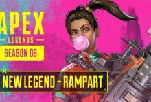 Photo of El tráiler de personajes de Apex Legends ofrece una descripción general de las habilidades de Rampart
