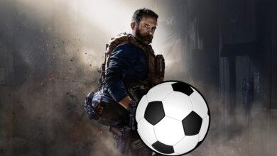Photo of En CoD MW hay un minijuego de fútbol secreto con efectos propios