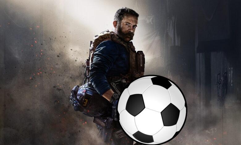 En CoD MW hay un minijuego de fútbol secreto con efectos propios