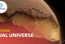 Photo of En la versión beta de Dual Universe, puedes cavar agujeros que se pueden ver desde el espacio