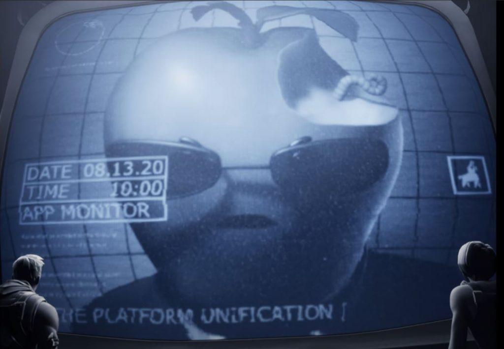 """Fortnite-Apple """"class ="""" lazy lazy-hidden wp-image-536178 """"srcset ="""" http://dlprivateserver.com/wp-content/uploads/2020/08/Esto-esta-detras-de-Fortnite-1984-el-ataque-a-Apple.jpg 1024w, https: / /images.mein-mmo.de/medien/2020/08/Fortnite-Apple-300x208.jpg 300w, https://images.mein-mmo.de/medien/2020/08/Fortnite-Apple-150x104.jpg 150w , https://images.mein-mmo.de/medien/2020/08/Fortnite-Apple-768x532.jpg 768w, https://images.mein-mmo.de/medien/2020/08/Fortnite-Apple. jpg 1382w """"data-lazy-size ="""" (max-width: 1024px) 100vw, 1024px """"> Epic puso a Apple allí como una manzana podrida en un clip de Fortnite que millones vieron.     <h2>Simplemente no quieren pagar por nuestro servicio.</h2> <p><strong>Esta es ahora la respuesta de Apple: </strong>Apple ha presentado una contrademanda de 65 páginas en el Tribunal de Distrito de California (a través de un oyente). Ahí dice:</p> <p>La demanda de Epic se trata simplemente de una disputa por dinero. Si bien Epic se presenta a sí mismo como el Robin Hood moderno, en realidad son una empresa multimillonaria que simplemente no quiere pagar por los increíbles beneficios que obtienen de la App Store.</p> <p>Declaración de la demanda de Apple    </p> <p>Según Apple, Epic Games ganó más de $ 600 millones a través de la App Store.</p> <h2>Ataque a sangre fría en la App Store desde una emboscada</h2> <p><strong>Este es el punto de vista de Apple: </strong>Apple representa al punk, Epic quiere recibir un trato especial y quiere saltarse las reglas:</p> <p>Se les ocurre la idea de que Epic tiene demasiado éxito para ceñirse a las reglas que se aplican a todos los demás (…)</p> <p>De la contrademanda de Apple    </p> <p>La forma en que Epic procedió contra la App Store fue """"a sangre fría"""" y """"no mucho más que un robo"""".</p> <p>Epic utilizó las ventajas de la tienda de aplicaciones como ninguna otra empresa en los últimos dos años: </p> <ul> <li>Epic habría utilizado todo tipo de ayudas técnicas y programas y habría llegado a millones de cli"""