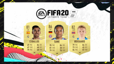 FIFA 20: Actualización de transferencia de verano N ° 3