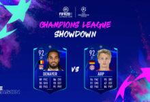 FIFA 20: Enfrentamiento UCL - Denayer vs Arp