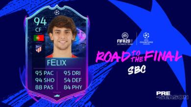 FIFA 20: SBC Joao Felix Camino a la final