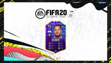 FIFA 20: Sebastian Blanco MOTM - Se anuncia la tarjeta Man Of The Match