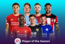 FIFA 20: nominaciones de la Premier League