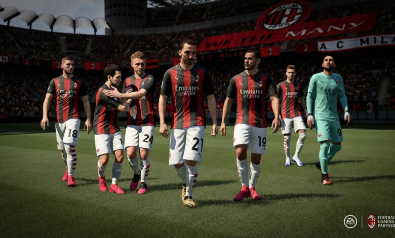 FIFA 21: Inter y Milán: se anuncia una asociación exclusiva con EA Sports