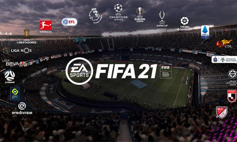 FIFA 21: Licencias Oficiales Exclusivas