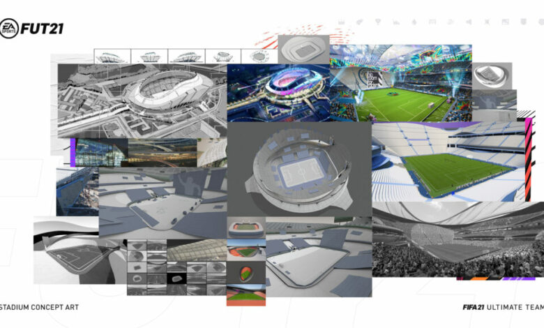 FIFA 21: aquí están las primeras imágenes para PS5 y Xbox Series X