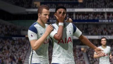 FIFA 21: la celebración de Steven Bergwijn estará disponible en el nuevo simulador de EA Sports