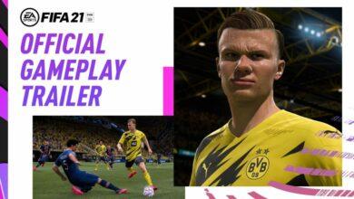 FIFA 21: se acerca el primer tráiler oficial de jugabilidad