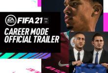 FIFA 21: se acerca el tráiler oficial del modo carrera