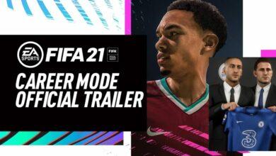FIFA 21: se revela el tráiler del modo Carrera