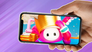Fall Guys tiene una versión móvil, pero no puedes jugarla