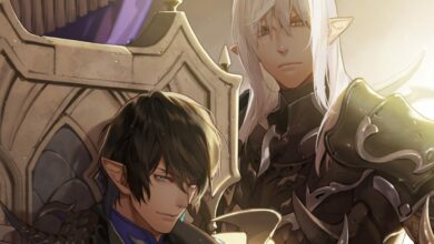 Photo of Final Fantasy XIV Gets More Gorgeous & Funny Illustrations to Celebrate Extended Free Trial