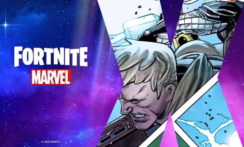 Fortnite - Capítulo 2 Temporada 4 Paraguas Victory Royale